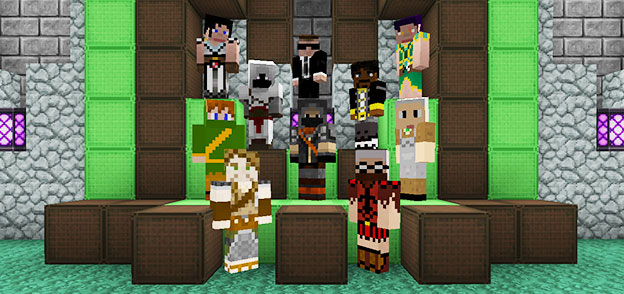 Rabbit Arena Minecraft Admin Team